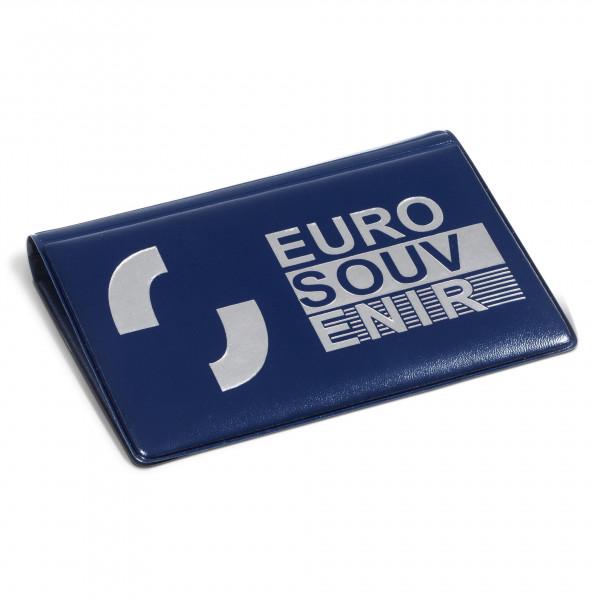 """Taschenalbum ROUTE für 40 """"Euro Souvenir""""-Banknoten"""