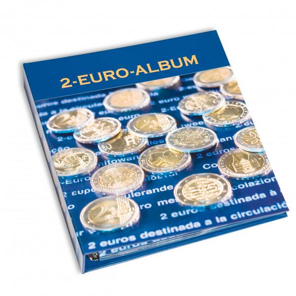 NUMIS-Vordruckalbum für 2-Euro-Gedenkmünzen aller Euro-Länder, deutsch