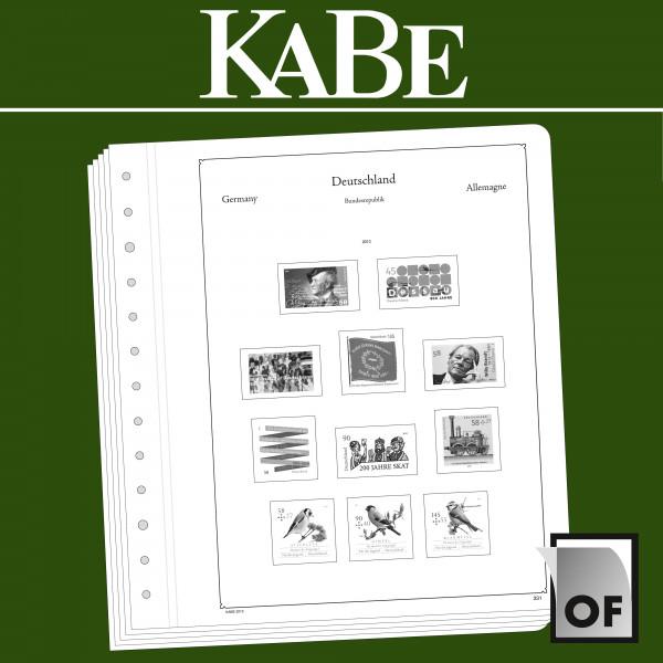 KABE OF-Vordruckblätter Berlin BI-Collect