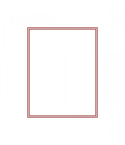 Sammelbox RAUCHGLAS ohne Facheinteilung 220 x 280 x 29 mm