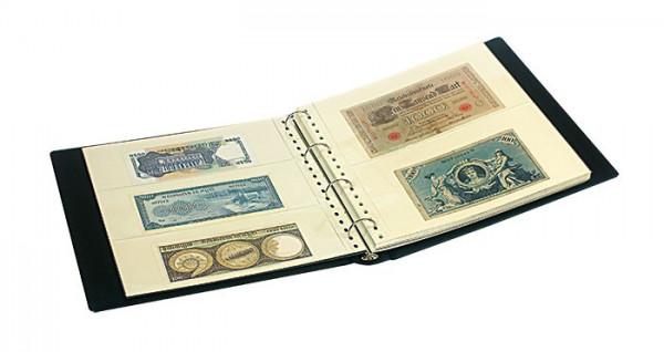 Banknotenalbum SRS