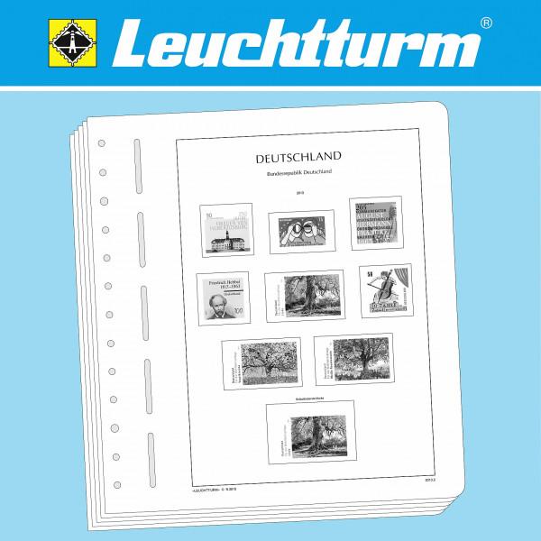 LEUCHTTURM Vordruckblätter Württemberg 1851-1923