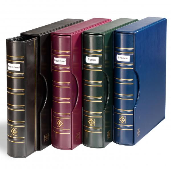 Ringbinder GRANDE, SIGNUM Classic-Design, inkl. Schutzkassette