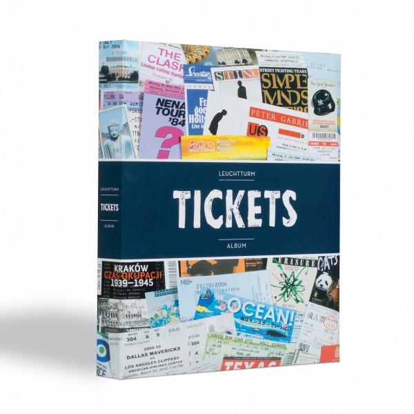 Album CONCERT für 156 Eintrittskarten und Tickets