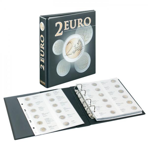 PUBLICA M 2 Euro-Vordruckalbum, Band 2 (chronologisch ab Italien 2015)