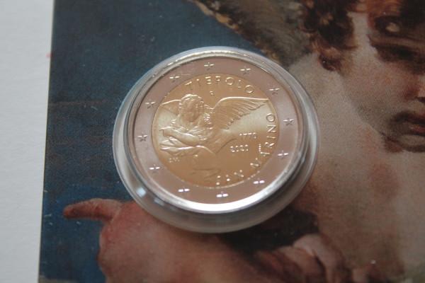 San Marino 2 Euro Münze 2020 - 250. Todestag von Giambattista Tiepolo - stempelglanz