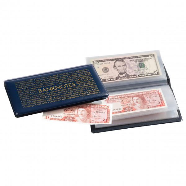 Taschenalbum ROUTE Banknotes 182