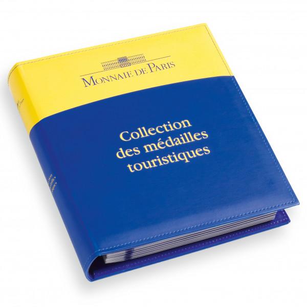 Münzalbum Classic-Design Collection des médailles touristiques