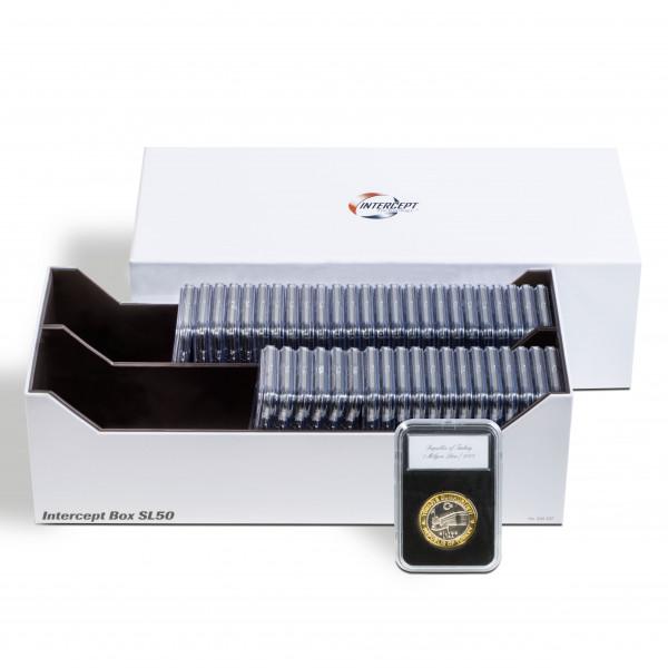 INTERCEPT Box für 50 Slabs