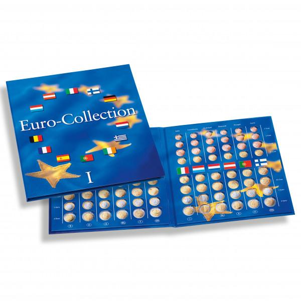 Münzalbum PRESSO, Euro-Collection Band 1