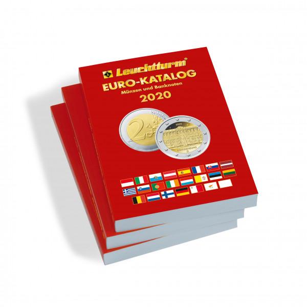 Euro-Münzen-und Banknotenkatalog 2020