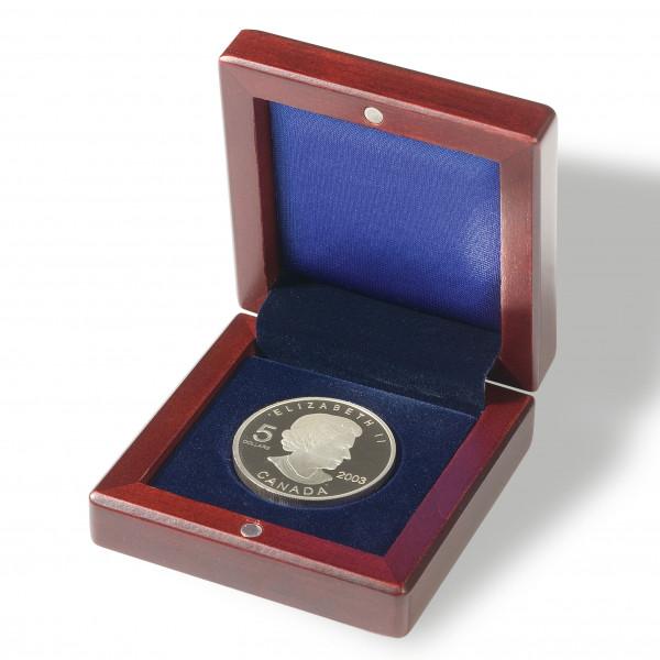 Münzetui VOLTERRA, für 1 Münze bis 60 mm Ø