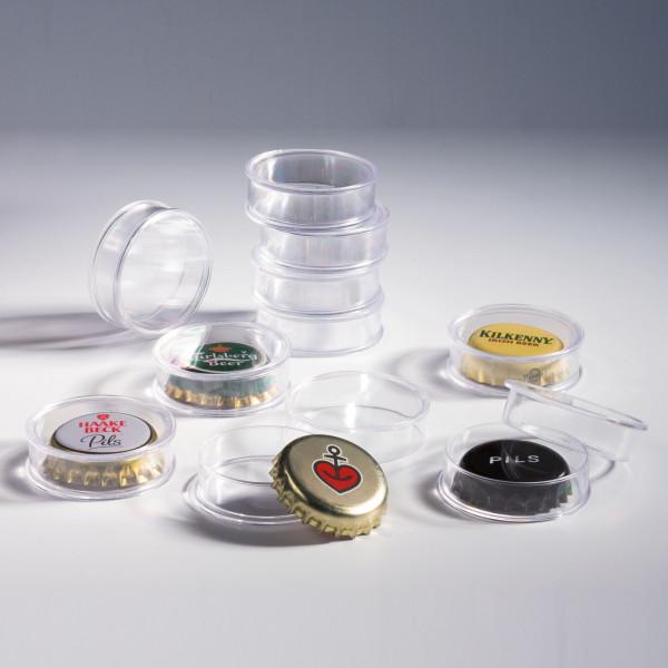 Kapsel für Champagnerdeckel oder Kronkorken, 31 mm, 10er Pack