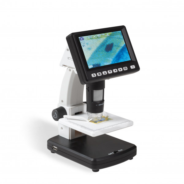 LCD-Digitalmikroskop DM 5