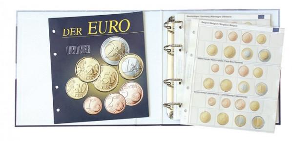 Vordruckalbum Euro-Kursmünzensätze: Alle Euro-Länder