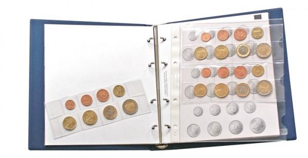 karat-Münzalbum EURO CLASSIC