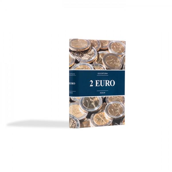 Taschenalbum 2 EURO für 48 2-Euro-Münzen