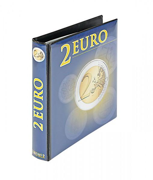 2 Euro-Ringbinder, leer