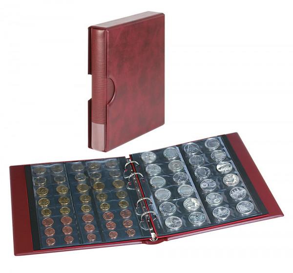 Münzalbum RONDO mit 5 Münzblättern, inkl. Schutzkassette