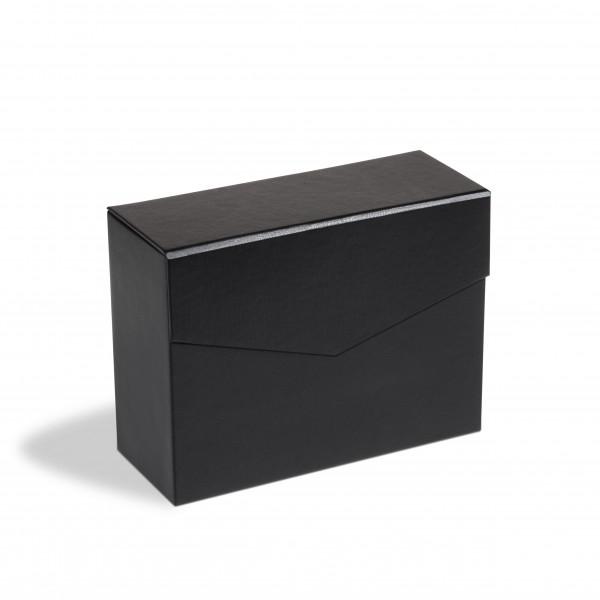Archivbox LOGIK Mini A5, schwarz