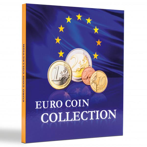 Münzalbum PRESSO Euro Coin Collection, für 26 Euro-Kursmünzensätze