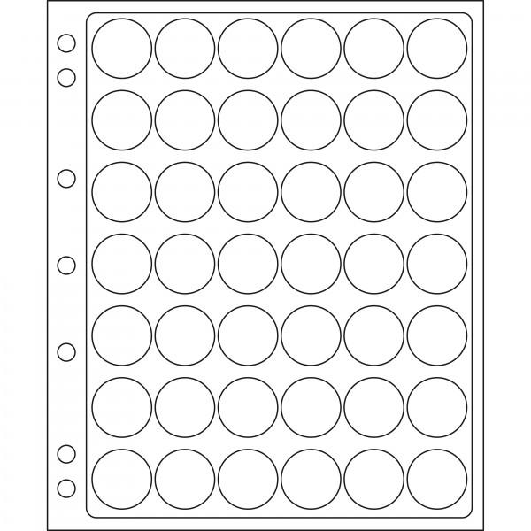 Kunststoffhüllen ENCAP für 42 Champagnerdeckel und Kronkorken, 2er Pack
