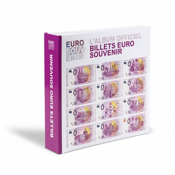 "Album für 200 ""Euro Souvenir""-Banknoten"