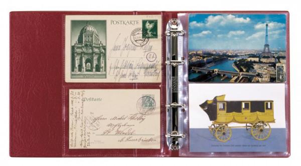 Postkarten-Album LOTOS
