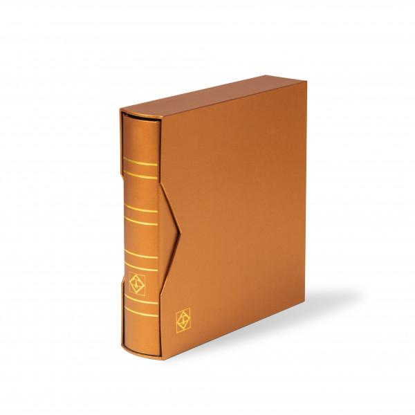 Ringbinder NUMIS, Classic-Design inkl. Schutzkassette