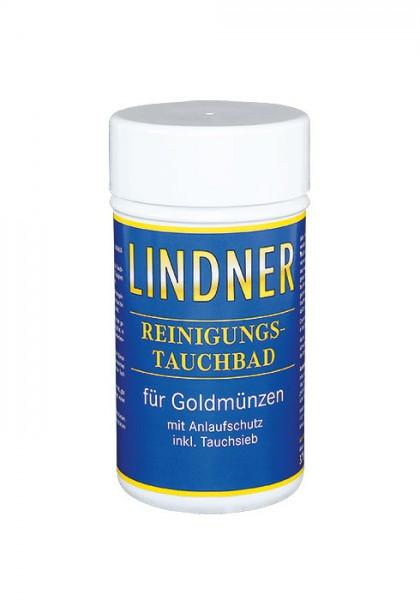 LINDNER Tauchbad für Goldmünzen, 375 ml