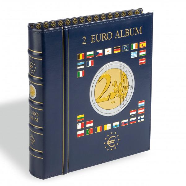 Ringbinder OPTIMA, 2-Euro Classic-Design, inkl. Schutzkassette