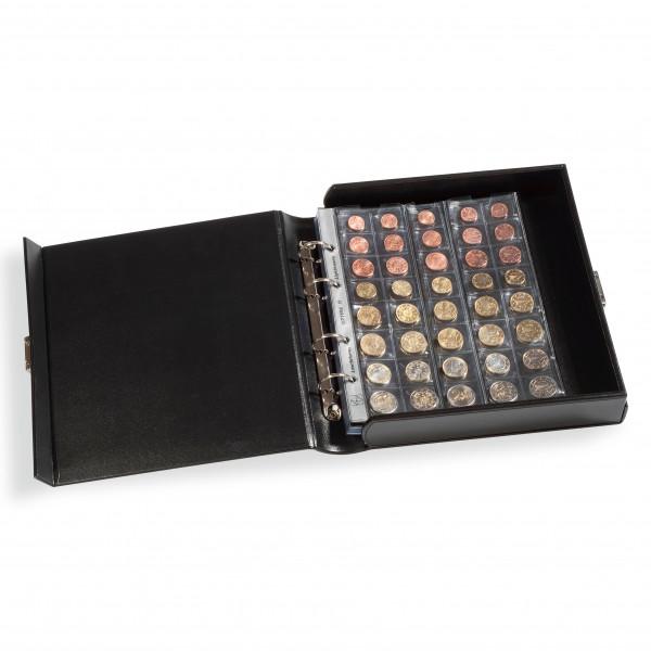 Box-Binder OPTIMA, Classic-Design, schwarz