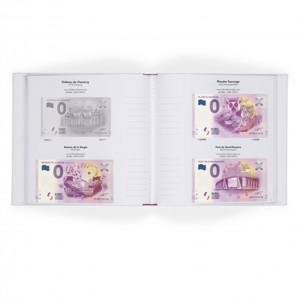 """Vordruckalbum für """"Euro Souvenir""""-Banknoten, Band 2"""