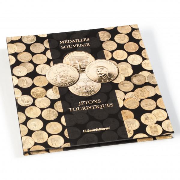 Münzalbum PRESSO für Medailles Touristique