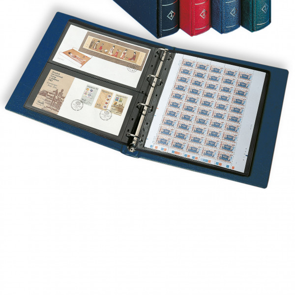 Ringbinder ROYAL inkl. Schutzkassette